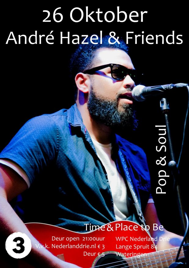 26 oktober Andre Hazel en Friends, small 39